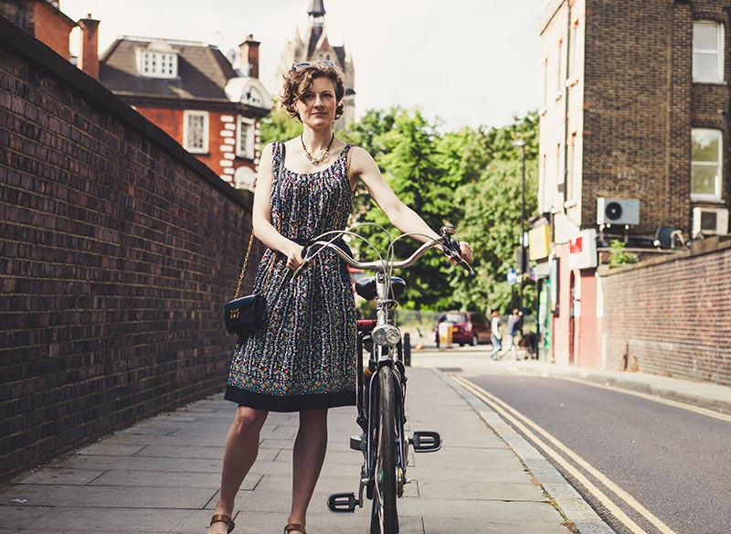 Езда-на-велосипеде