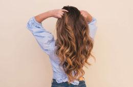 предотвратить седые волосы