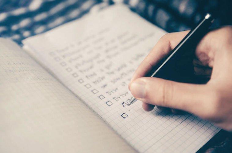 как планировать день