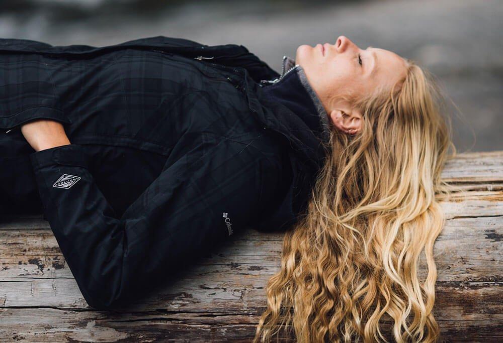 лежать и размышлять о себе