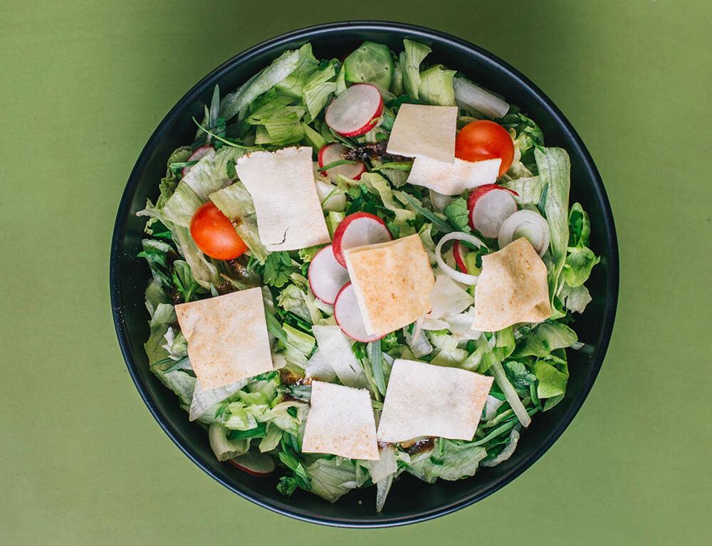 салат для молодости