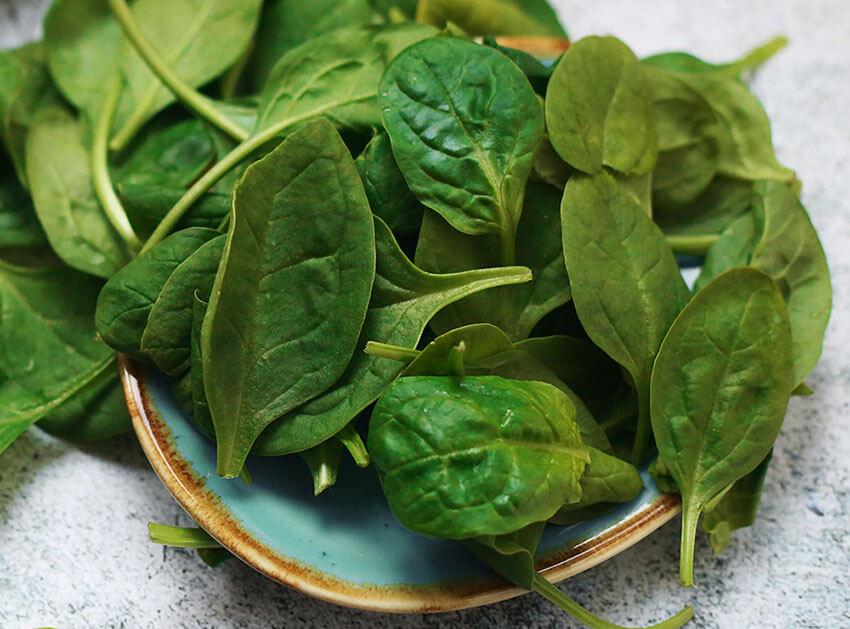 шпинат улучшает здоровье