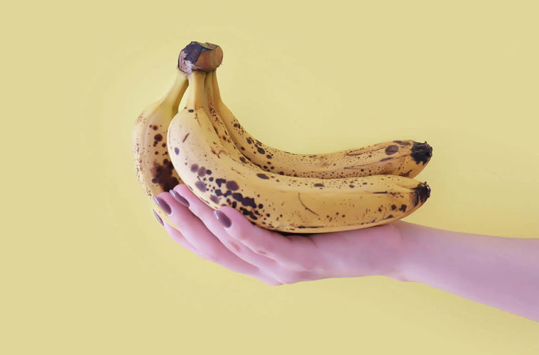биотин в бананах