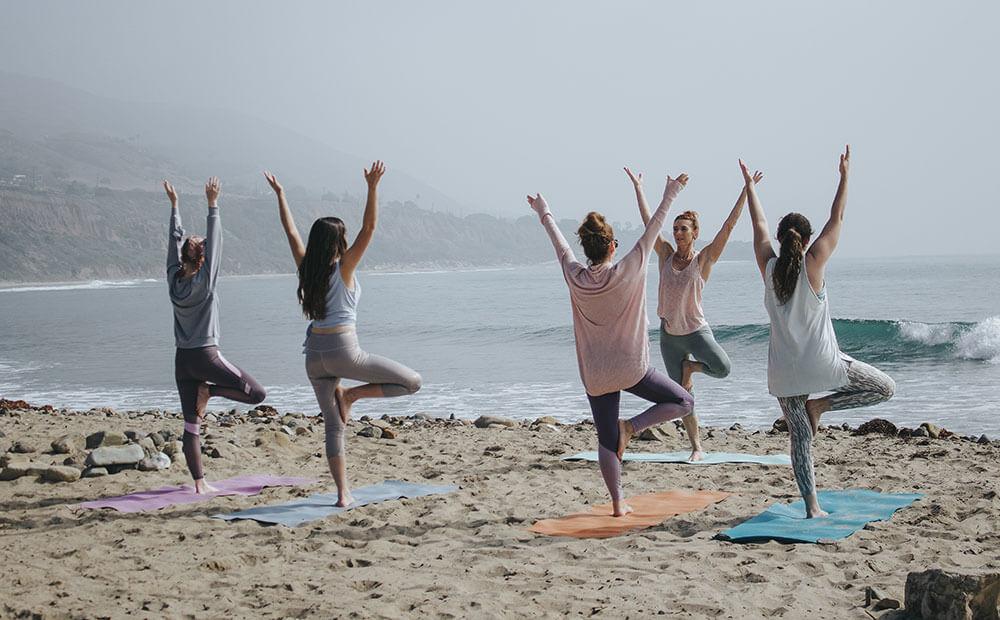 йога чтобы похудеть