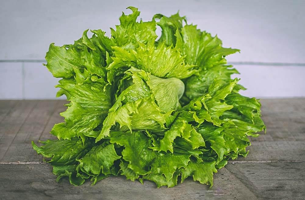 продукты для похудения: зелень